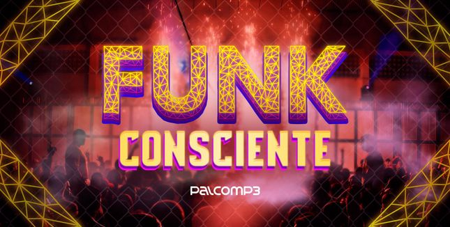 Imagem da playlist Funk consciente