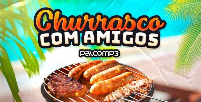 Imagem da playlist Churrasco com amigos