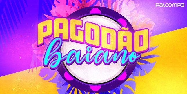 Imagem da playlist Pagodão baiano