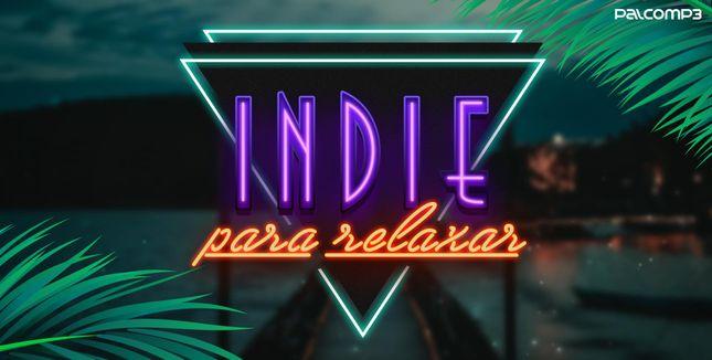 Imagem da playlist Indie para relaxar