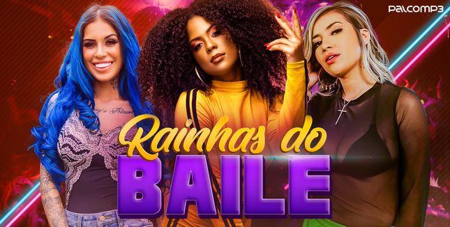 Imagem da playlist Rainhas do baile