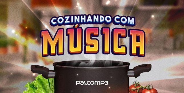 Imagem da playlist Cozinhando com música