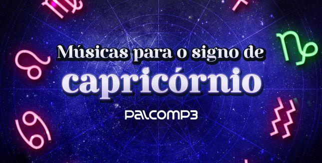 Imagem da playlist Músicas para o signo de capricórnio