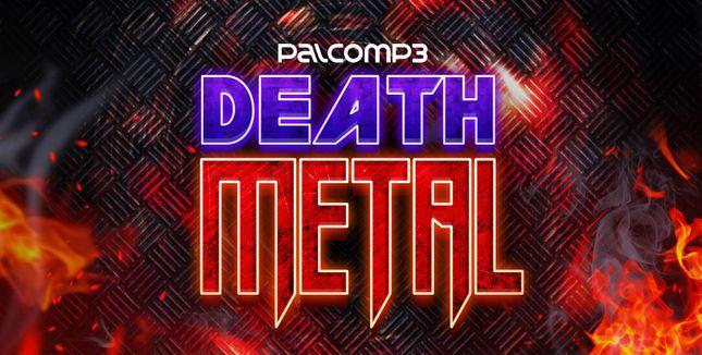 Imagem da playlist Death metal