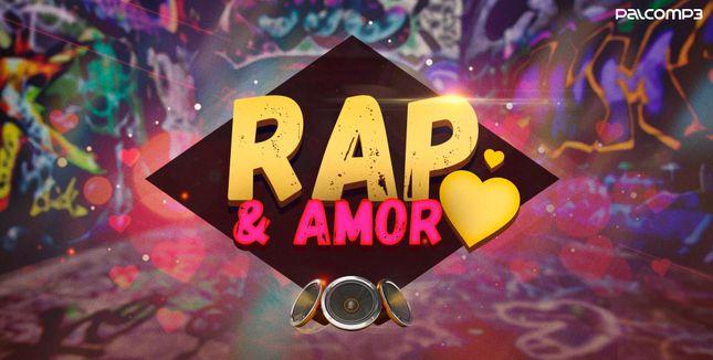Imagem da playlist Rap & amor
