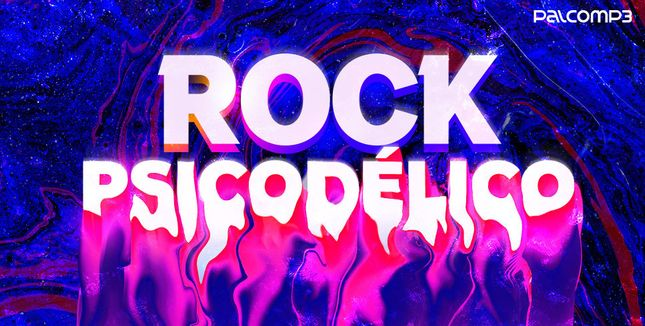 Imagem da playlist Rock Psicodélico