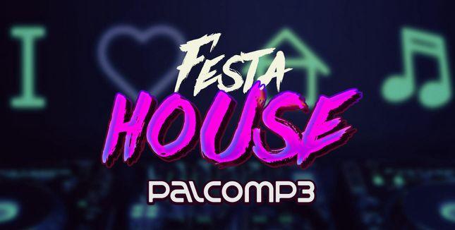 Imagem da playlist Festa house
