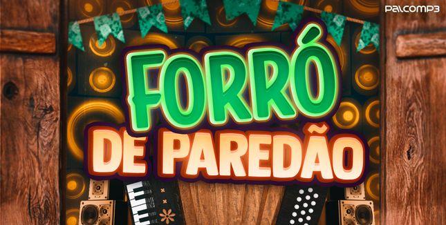 Imagem da playlist Forró de paredão
