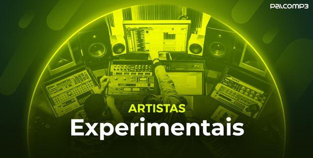 Imagem da playlist Artistas experimentais