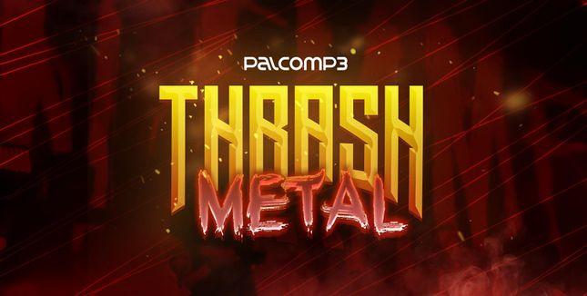 Imagem da playlist Thrash metal