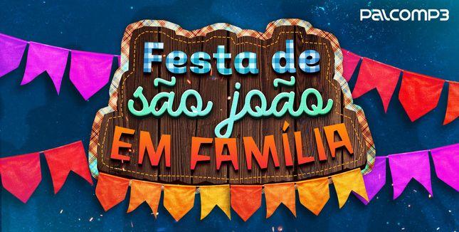 Imagem da playlist Festa de São João em família