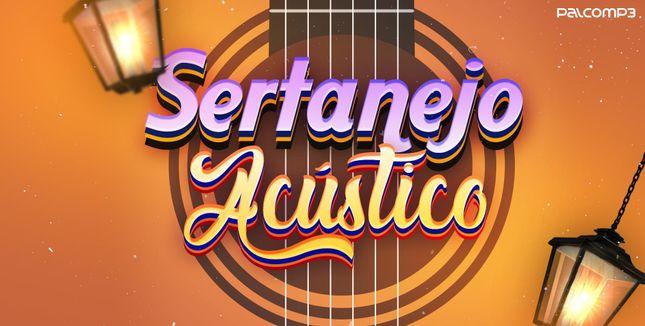 Imagem da playlist Sertanejo acústico