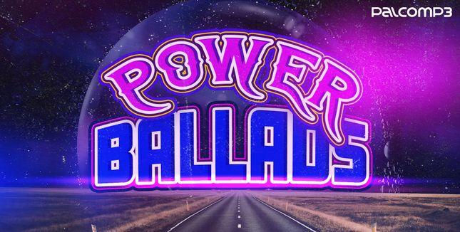 Imagem da playlist Power ballads
