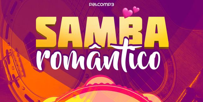 Imagem da playlist Samba romântico