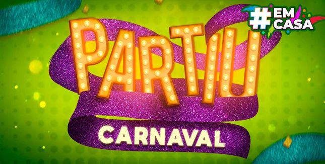 Imagem da playlist Partiu carnaval #EmCasa