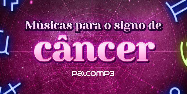 Imagem da playlist Músicas para o signo de câncer