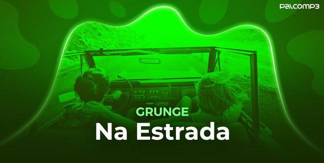 Imagem da playlist Grunge na estrada