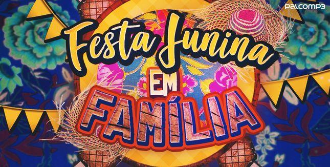 Imagem da playlist Festa junina em família