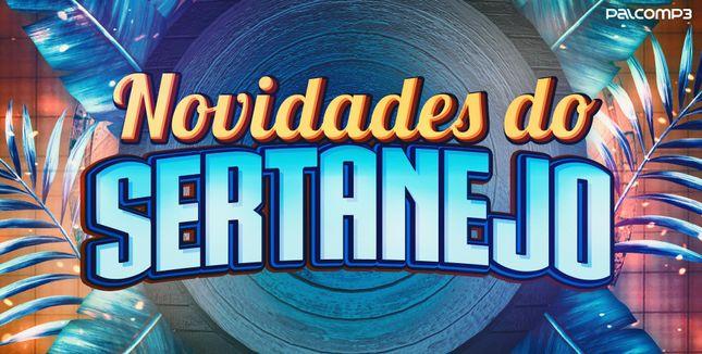 Imagem da playlist Novidades do sertanejo