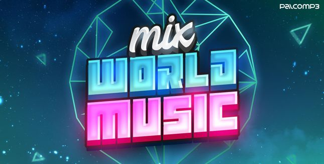 Imagem da playlist Mix world music