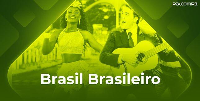 Imagem da playlist Brasil Brasileiro