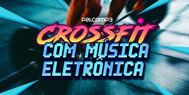 Imagem da playlist Crossfit com música eletrônica