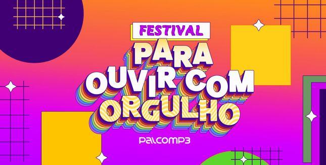 Imagem da playlist Festival Para Ouvir Com Orgulho