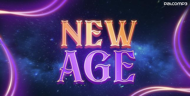 Imagem da playlist New age