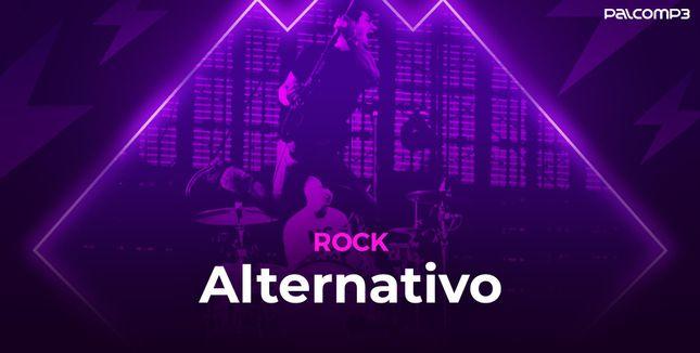 Imagem da playlist Rock alternativo