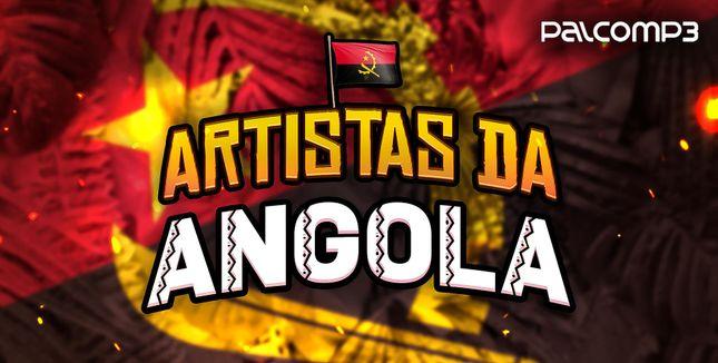 Imagem da playlist Artistas da Angola