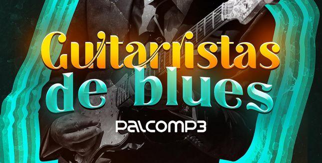 Imagem da playlist Guitarristas de blues