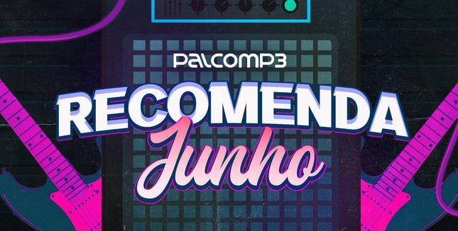 Imagem da playlist Palco MP3 recomenda