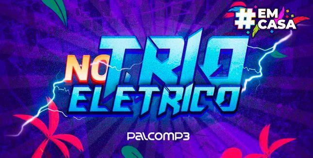 Imagem da playlist No trio elétrico #EmCasa