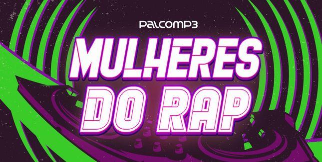 Imagem da playlist Mulheres do rap