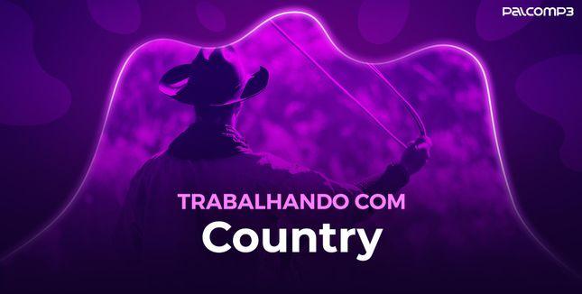 Imagem da playlist Trabalhando com country