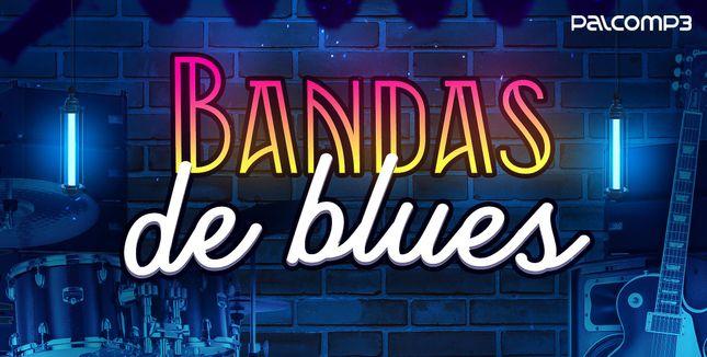 Imagem da playlist Bandas de blues