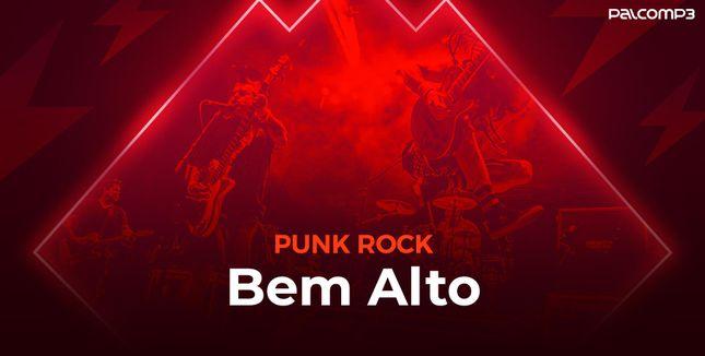 Imagem da playlist Punk rock bem alto