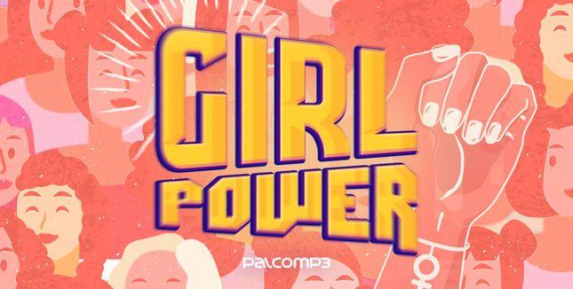 Imagem da playlist Girl power