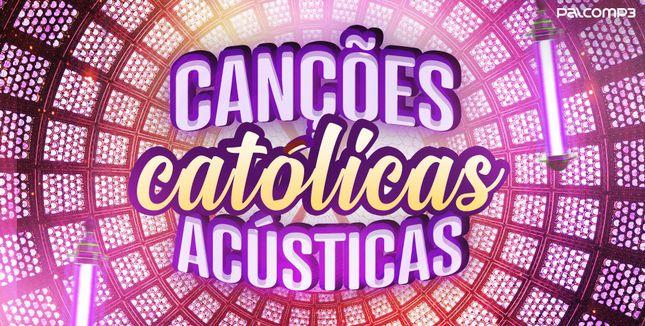 Imagem da playlist Canções católicas acústicas