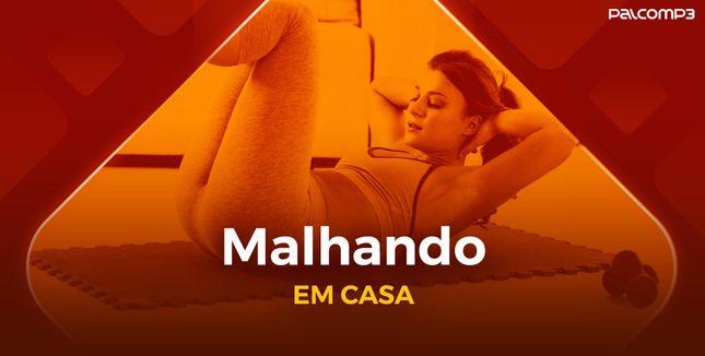 Imagem da playlist Malhando em casa