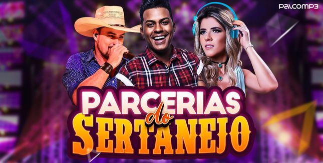 Imagem da playlist Parcerias do sertanejo
