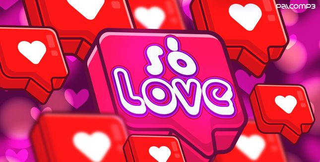 Imagem da playlist Só love