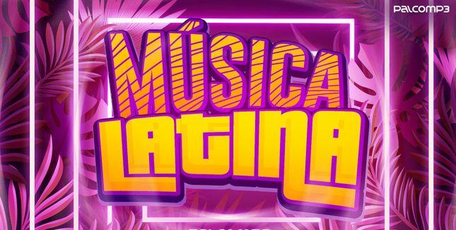 Imagem da playlist Música latina