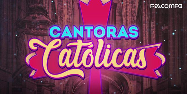 Imagem da playlist Cantoras católicas