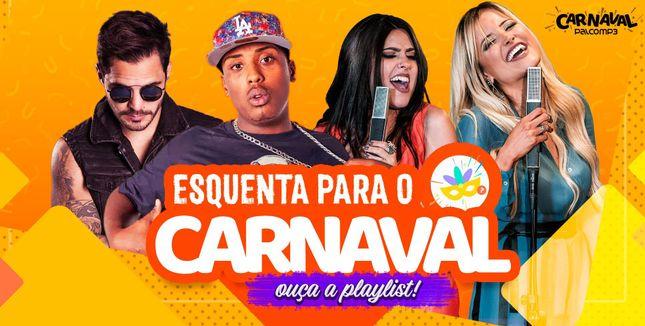 Esquenta para o carnaval