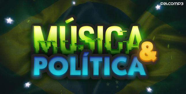 Imagem da playlist Música & política