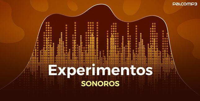 Imagem da playlist Experimentos sonoros