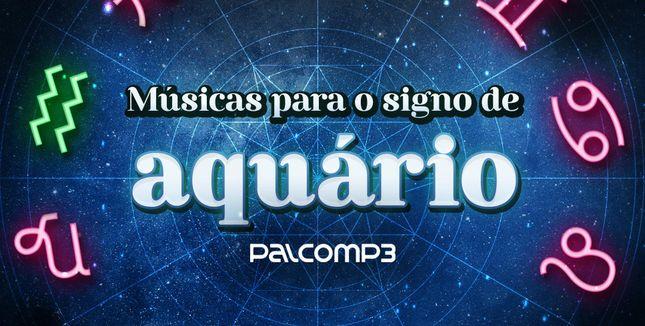Imagem da playlist Músicas para o signo de aquário