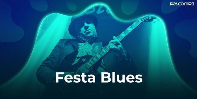 Imagem da playlist Festa blues