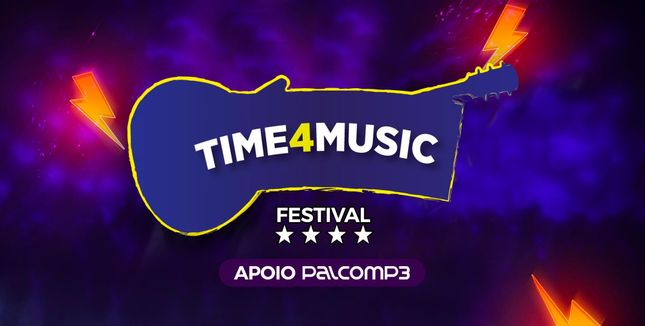 Imagem da playlist Time4Music 2018